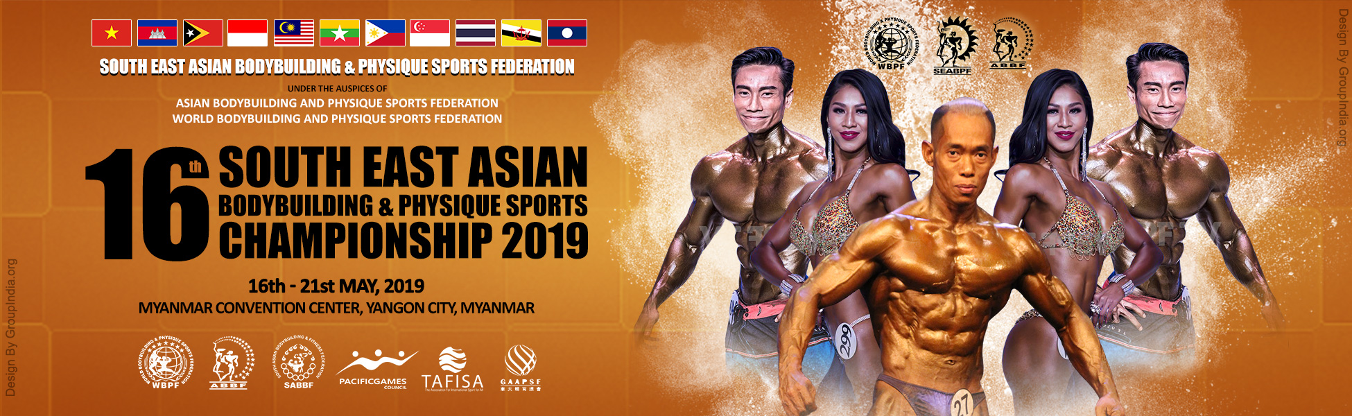 16th South East Asian Championship 2019